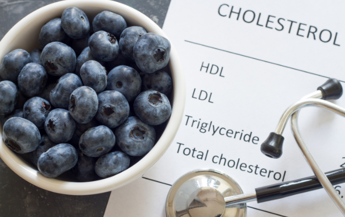 esempio di dieta per tenere sotto controllo il colesterolo alto