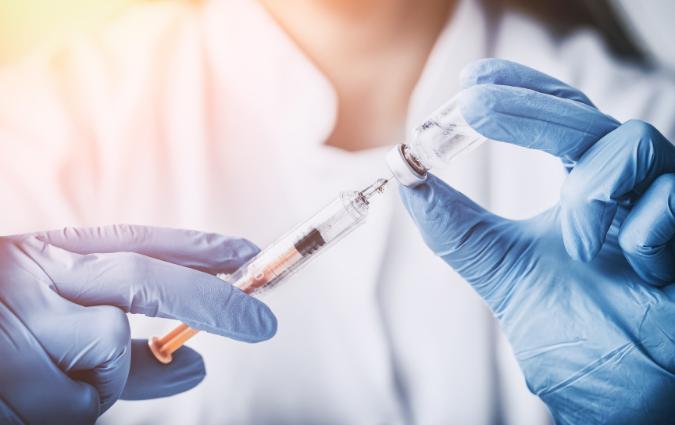 Preparazione del vaccino