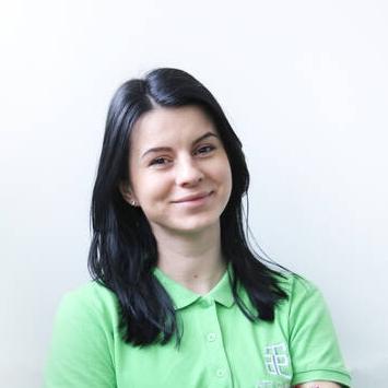 Receptionist presso la clinica ATE Clinics, Beinasco (Torino)